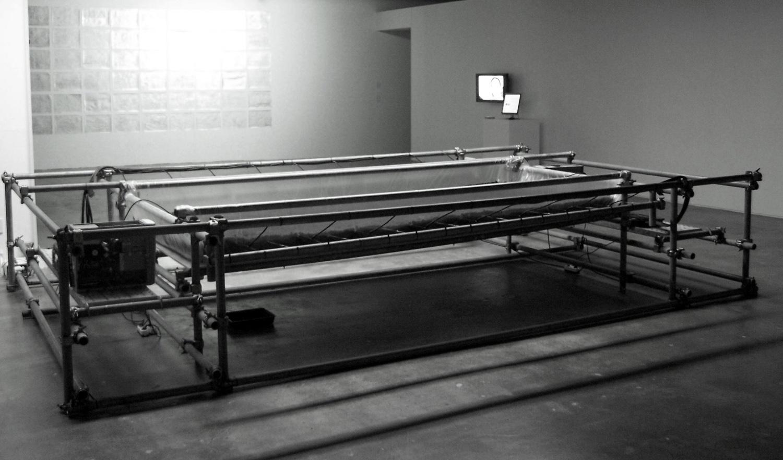 AUTO ORGANIZACION, XII Biennal of Kwangju, KR, 2009 1
